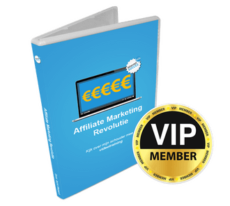 VIP training Affiliate Marketing Revolutie